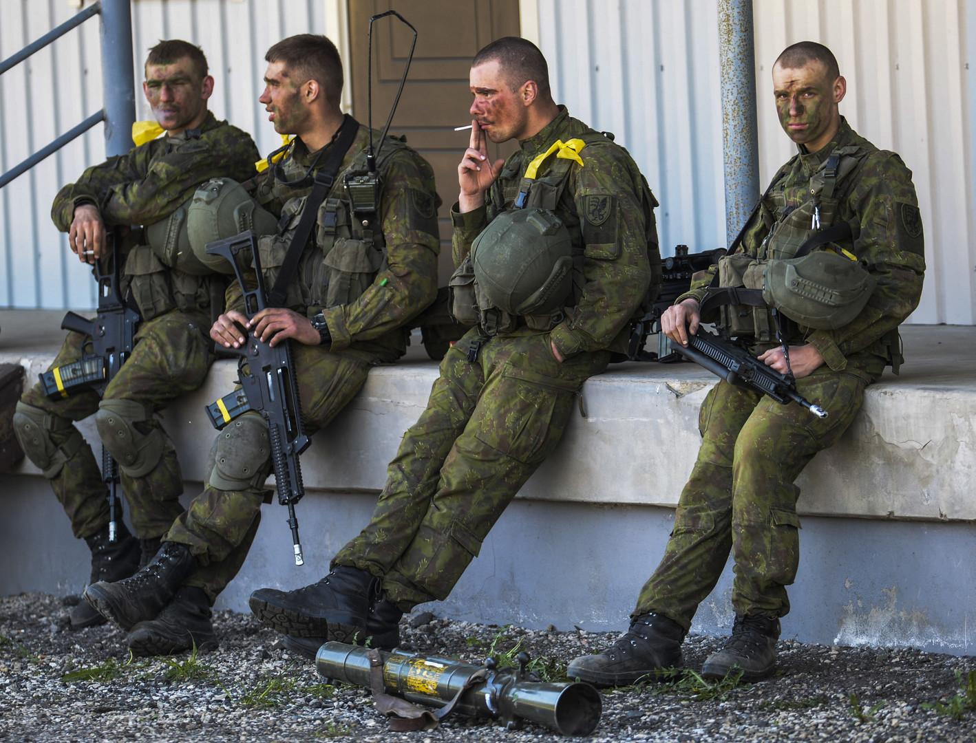 Силы медленного реагирования: кому доверяют свою безопасность европейцы