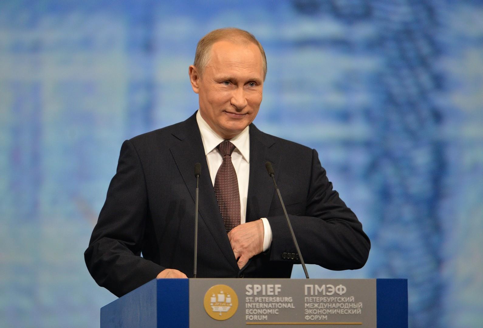 Владимир Путин призвал страны Европы восстановить взаимодействие с РФ