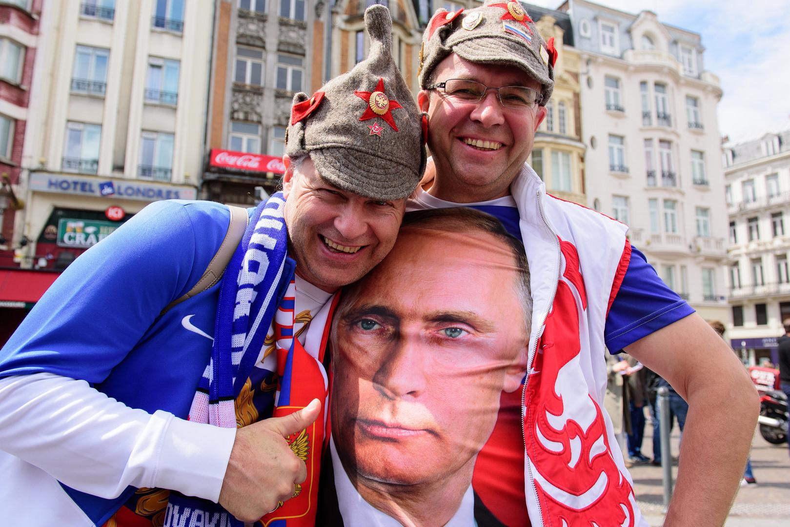 Политическое Евро-2016: Как и почему на Западе демонизируют российских фанатов