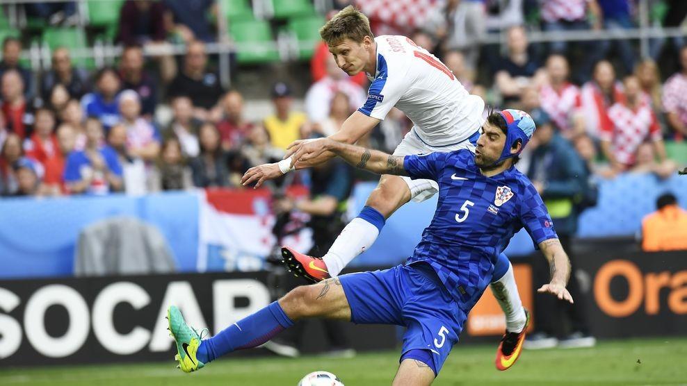 Сборные Хорватии и Чехии сыграли вничью