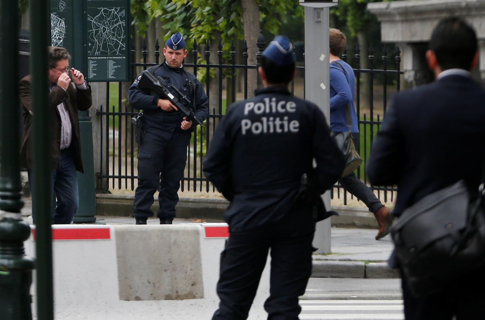 Трёх жителей Бельгии обвинили в попытке совершить теракт