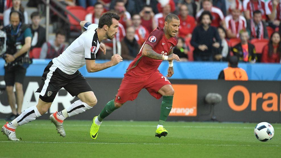 Сборные Португалии и Австрии завершили матч вничью