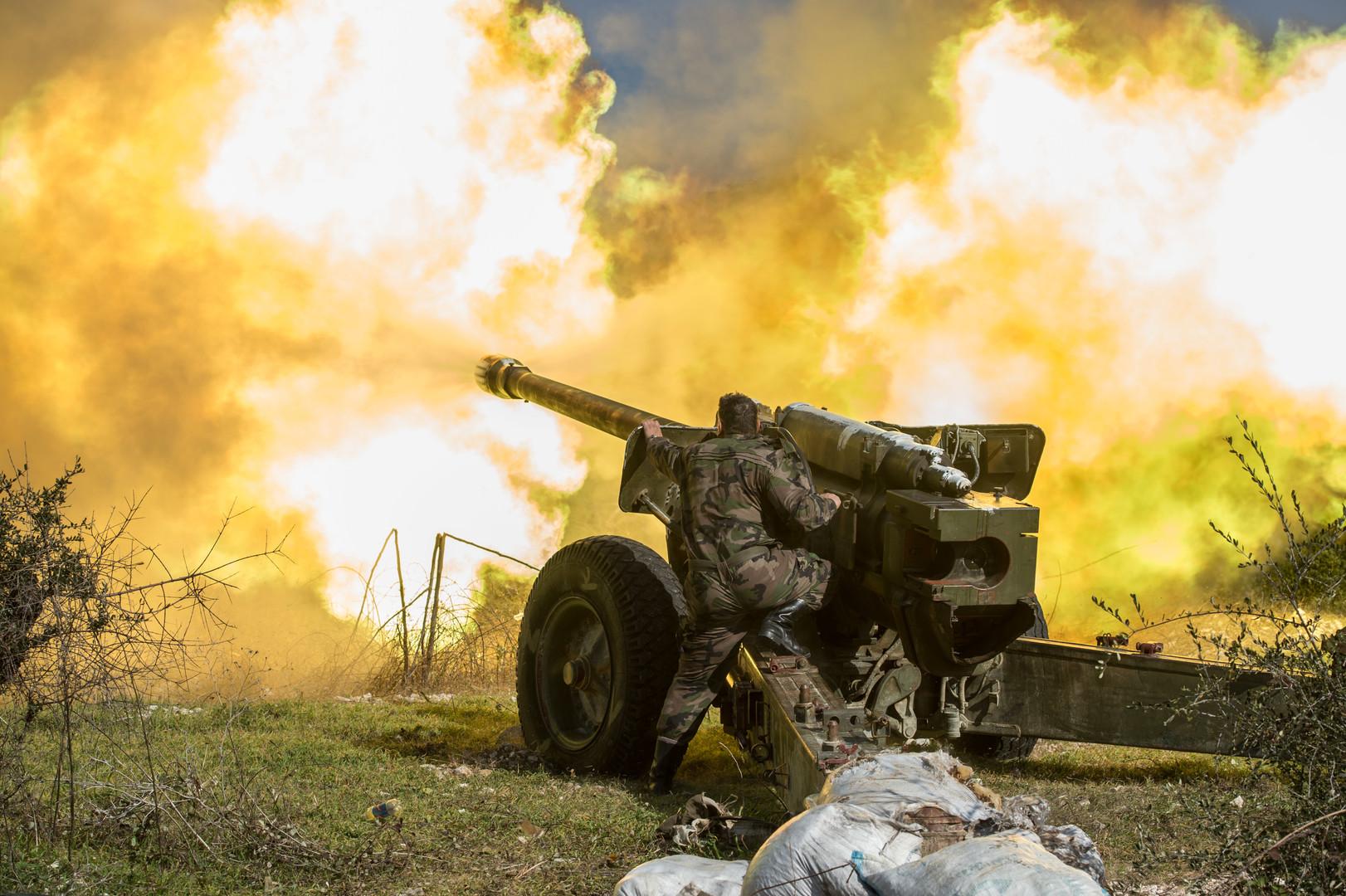 Армия Сирии остановила крупномасштабное наступление «Фронта ан-Нусра» у границы с Турцией
