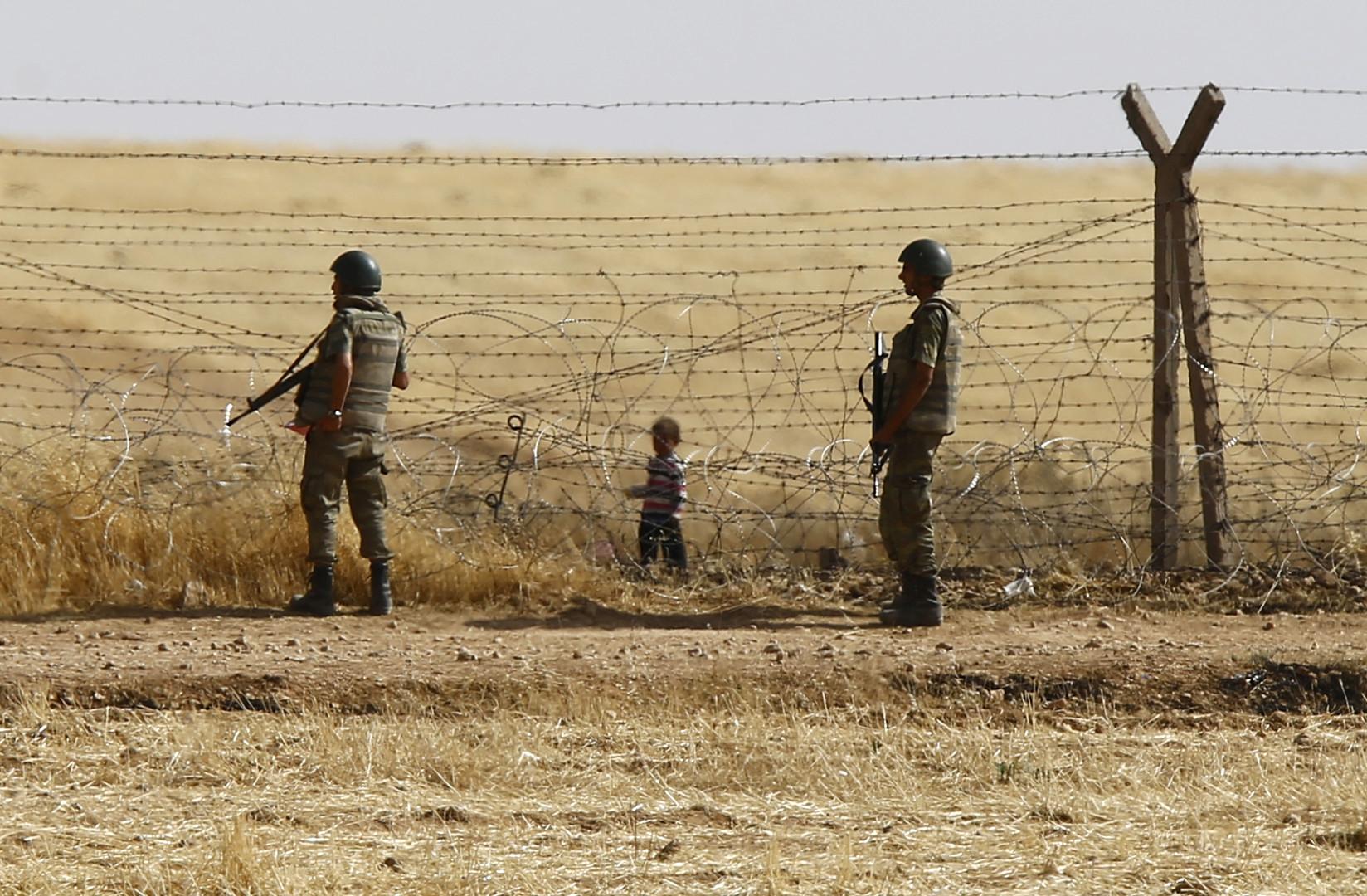 Турецкие пограничники расстреляли сирийскую семью из 11 человек