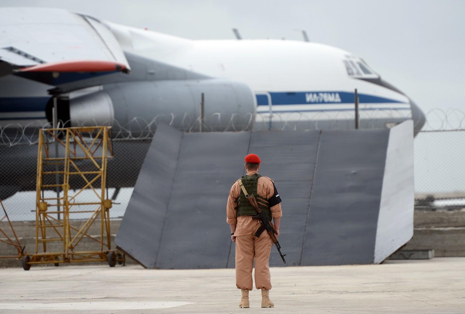Минобороны: Российский военный погиб в Сирии, защищая гумконвой