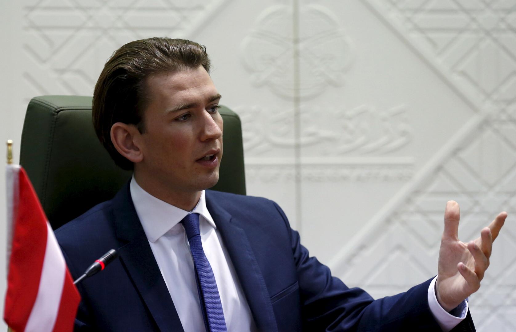 Шаг за шагом: глава МИД Австрии предложил схему по снятию санкций с РФ