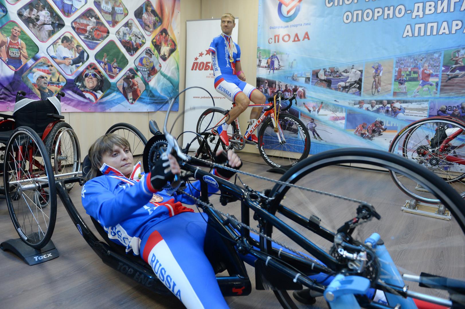 Решение IAAF по ВФЛА не скажется на российских паралимпийцах