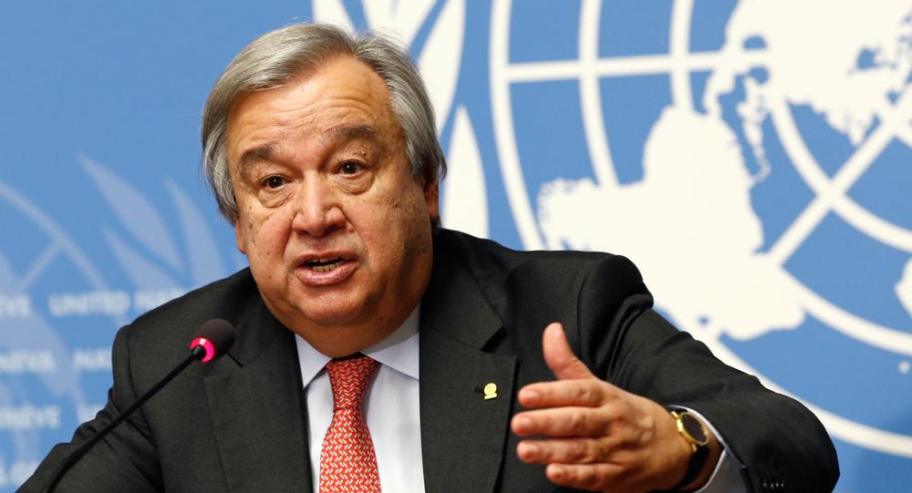 Кандидат на пост Генсека ООН: Надо решить проблему беженцев, а не помогать им потом