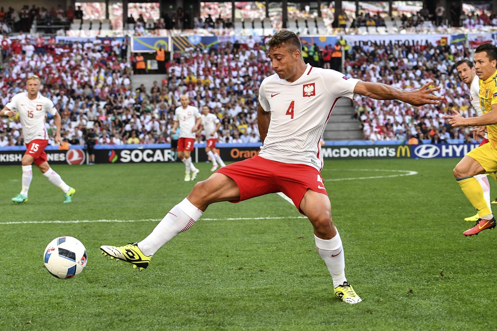 Польша обыграла Украину на Евро-2016