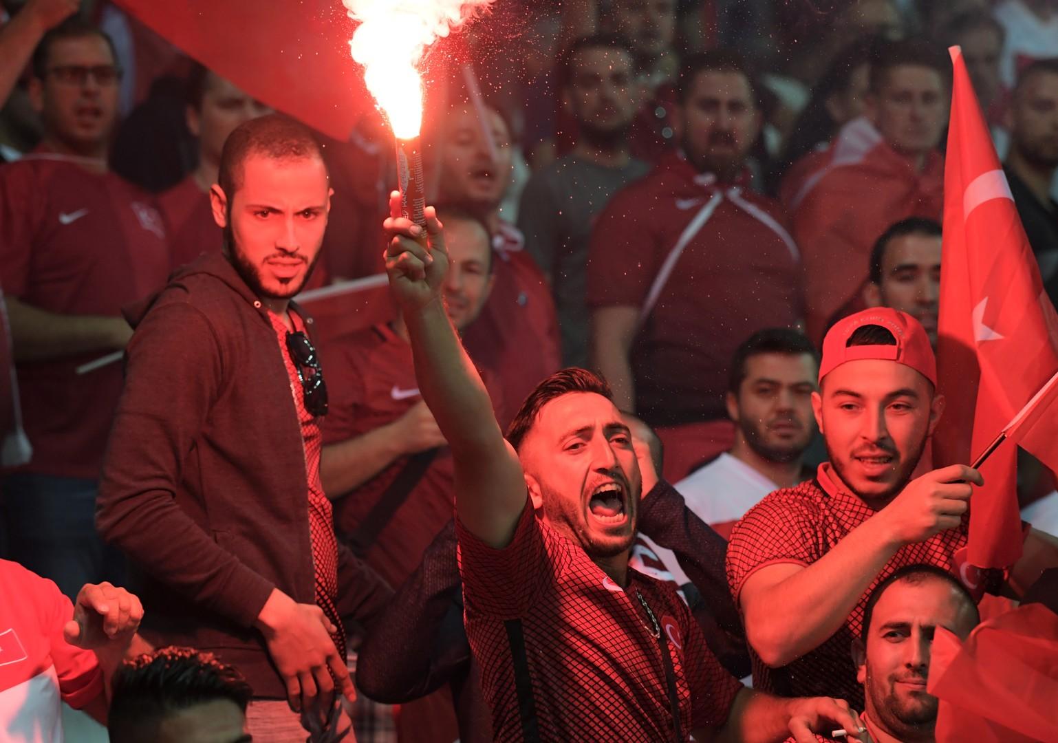 Турция обыграла Чехию на Евро-2016