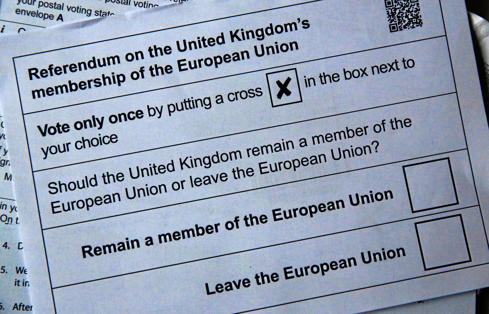 Референдум о членстве Великобритании в ЕС: ливеры против римейнеров
