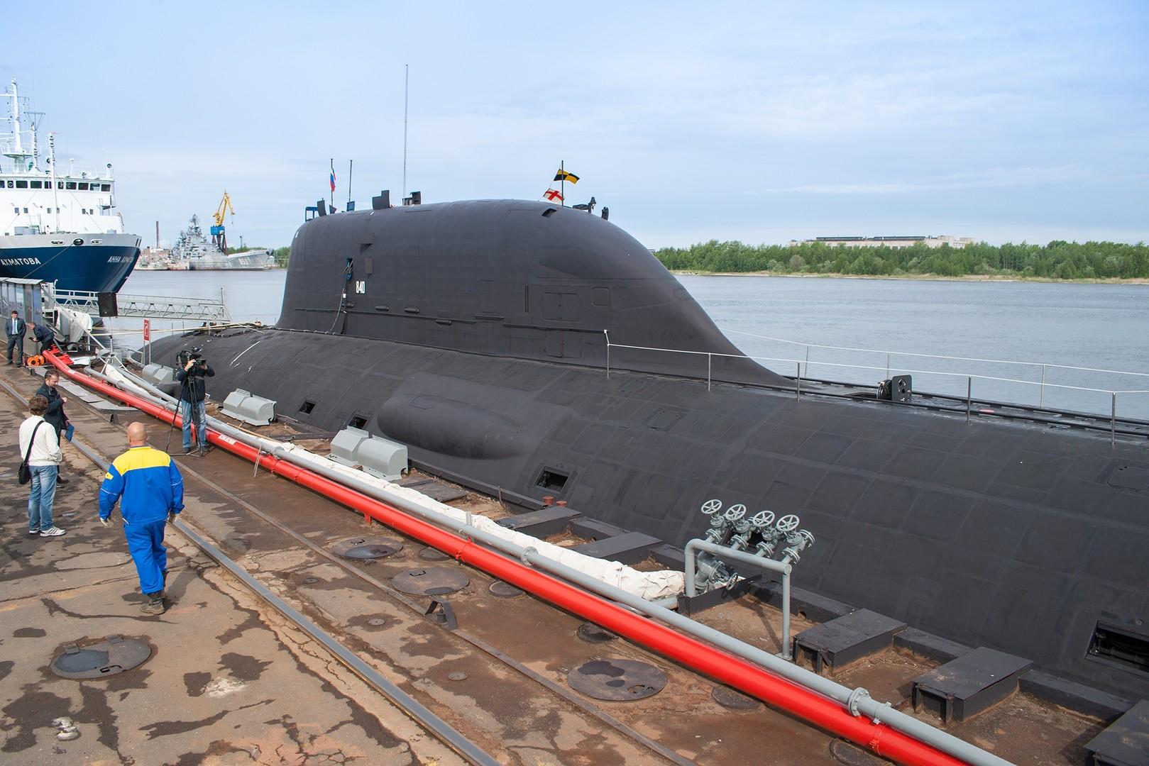 Источник: ВМФ РФ примет на вооружение торпеду «Футляр»