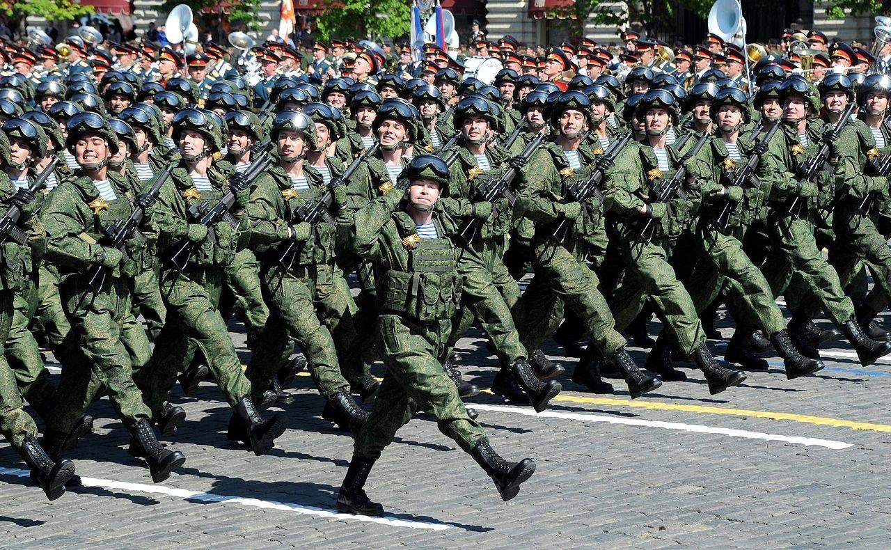 Госдума приняла закон осоздании войск Росгвардии