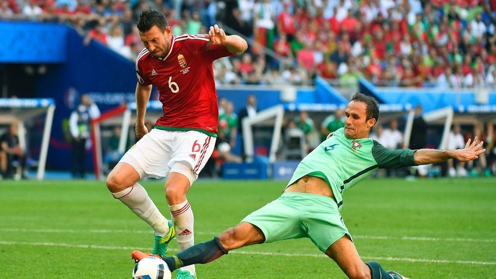 Сборные Венгрии и Португалии сыграли вничью