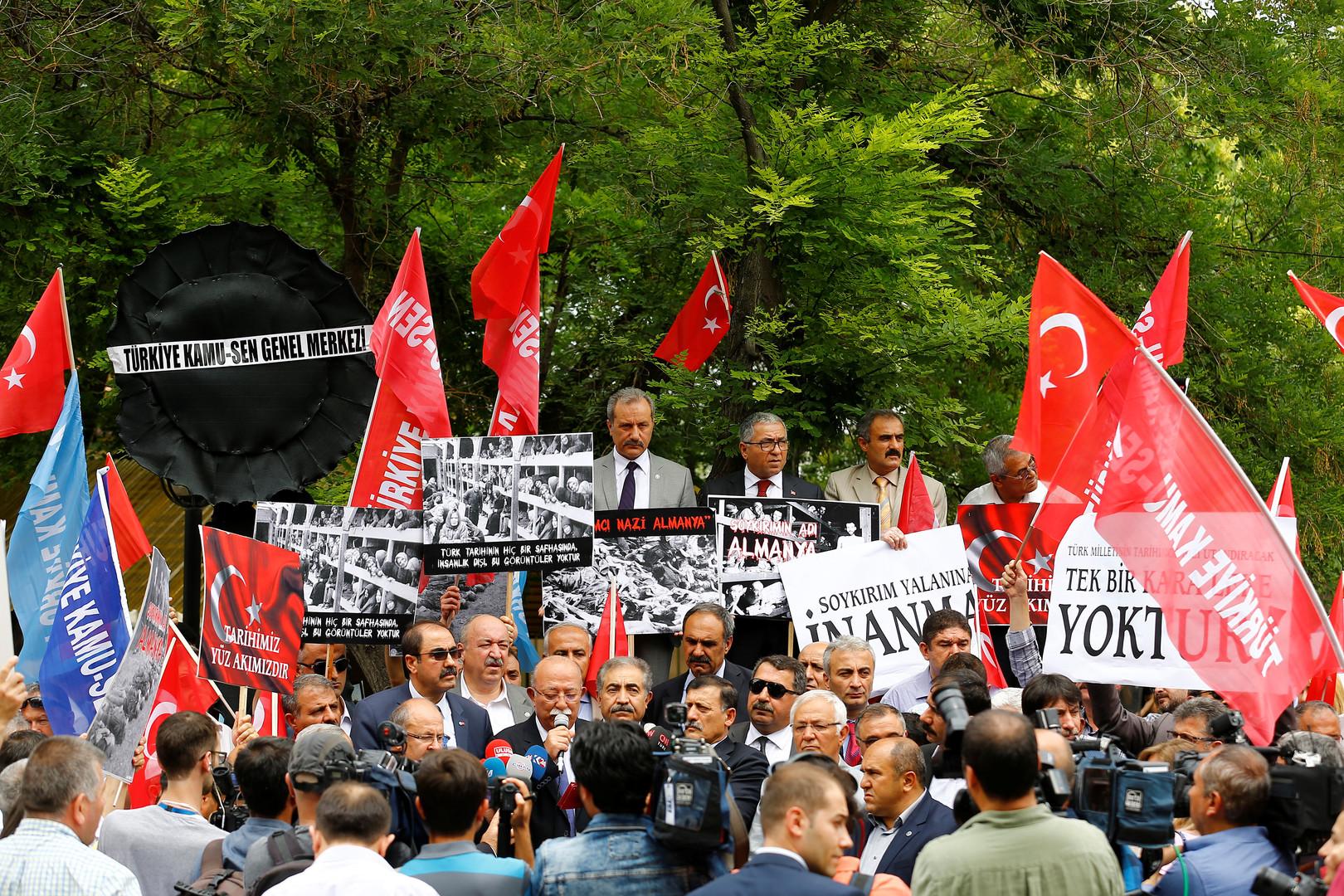 ПАСЕ: В Турции возникли угрозы для демократии