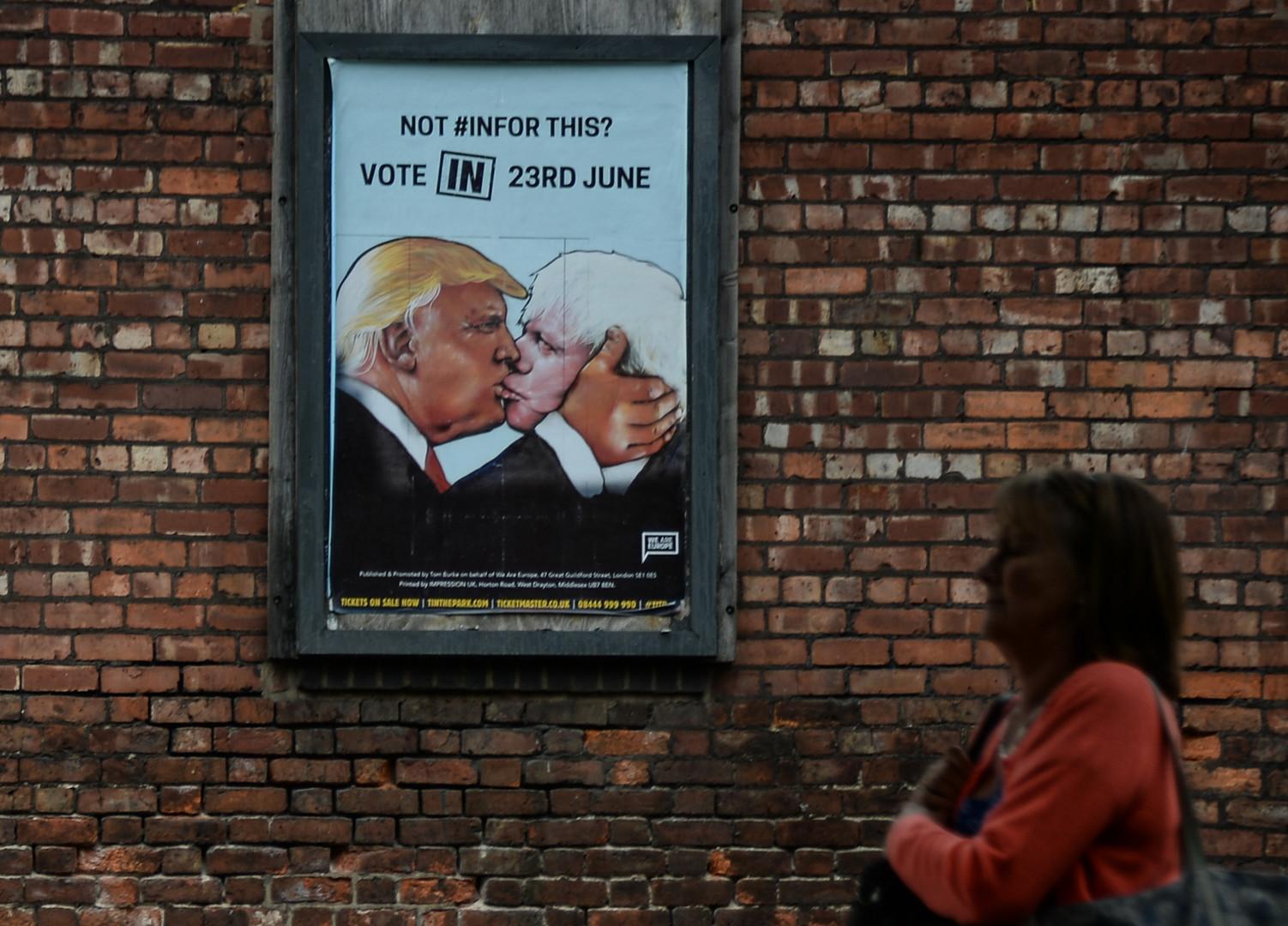 Суть брексита в мемах: интернет-пользователи отреагировали на выход Британии из состава ЕС