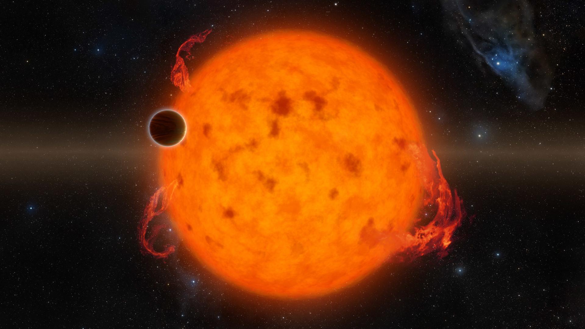 Астрономы обнаружили новую планету, которая противоречит законам физики