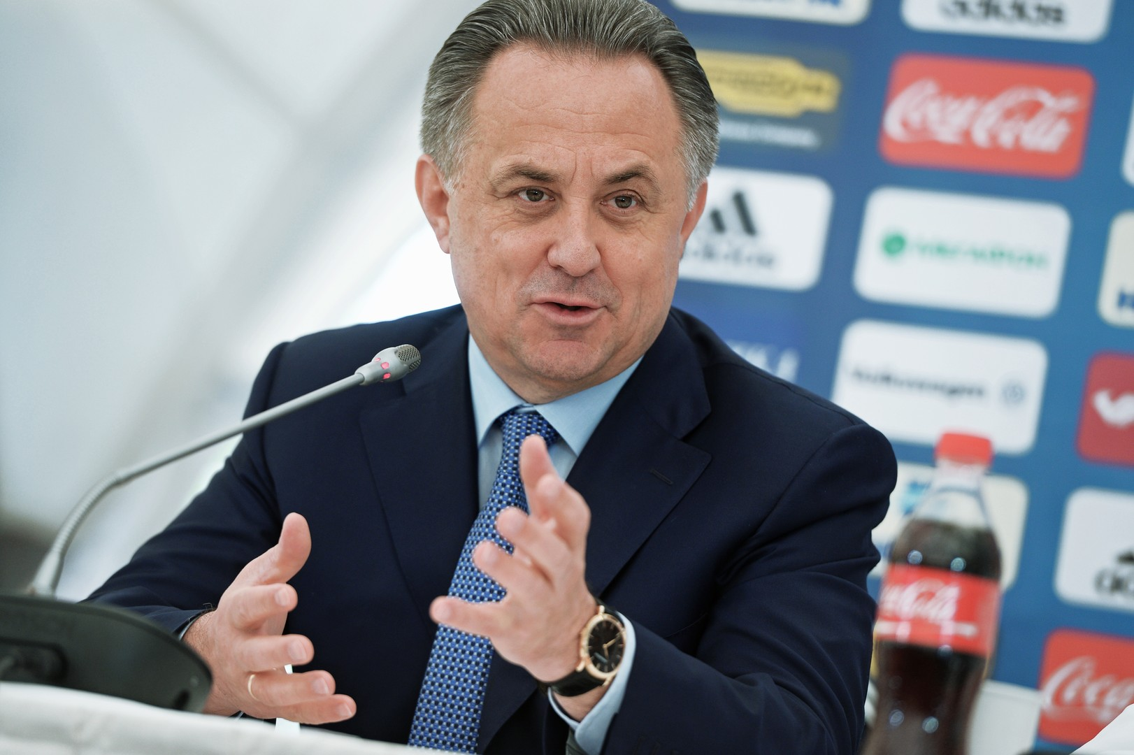 Виталий Мутко: Российская сборная должна поехать в Рио