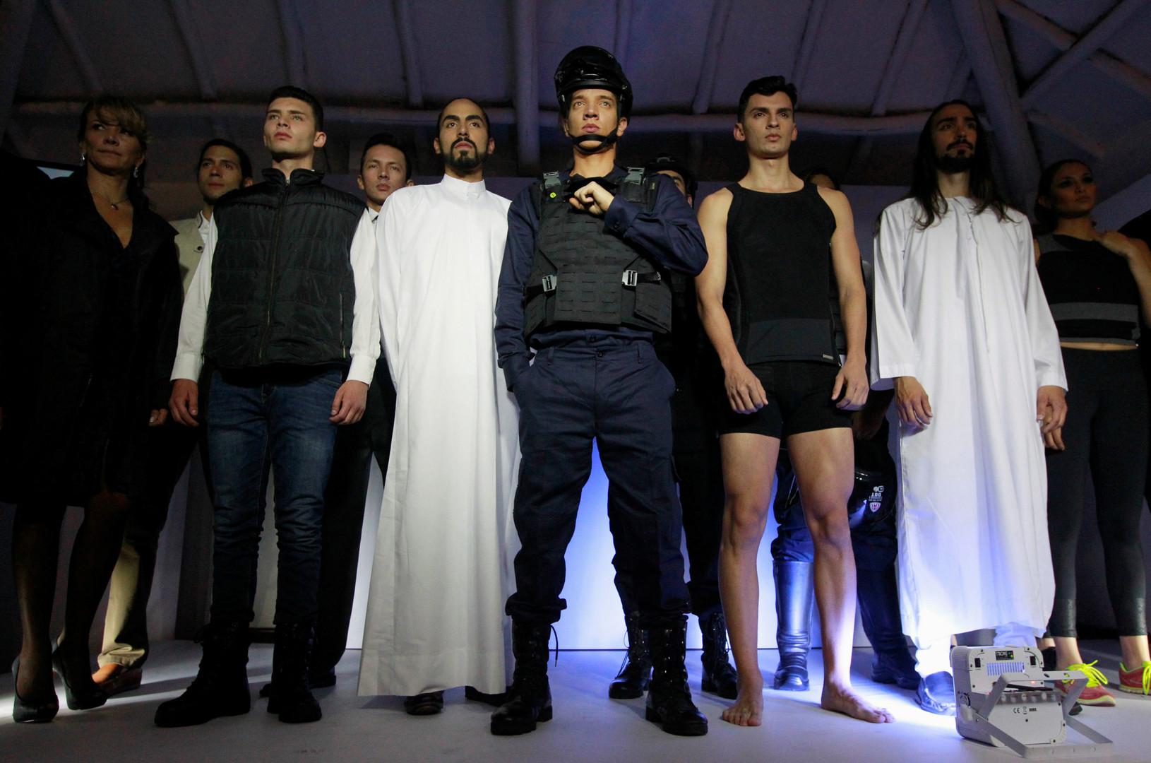 Защита в стиле fashion: в США всё популярнее становится пуленепробиваемая одежда