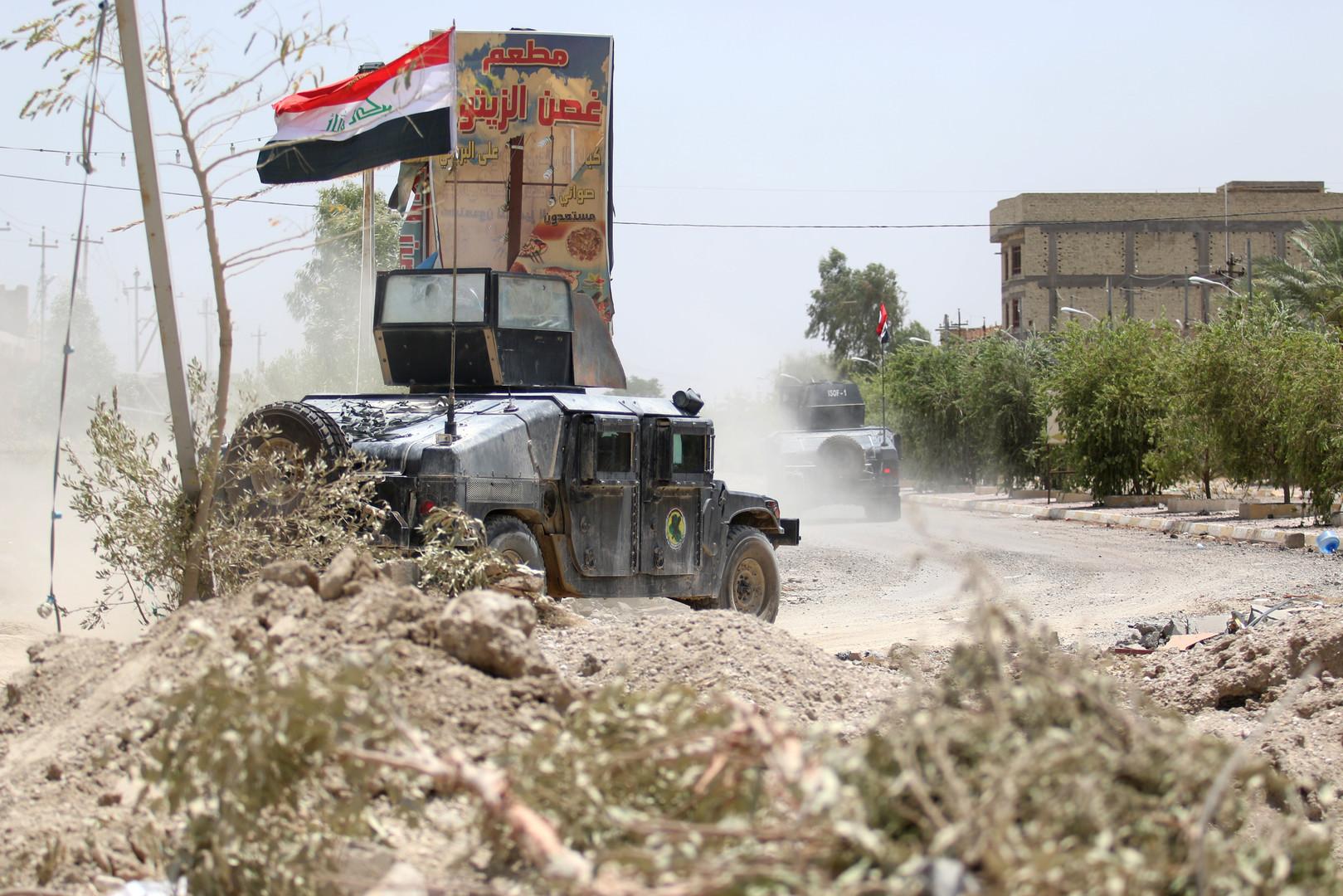 Иракское командование заявило о полном освобождении Эль-Фаллуджи от террористов ИГ