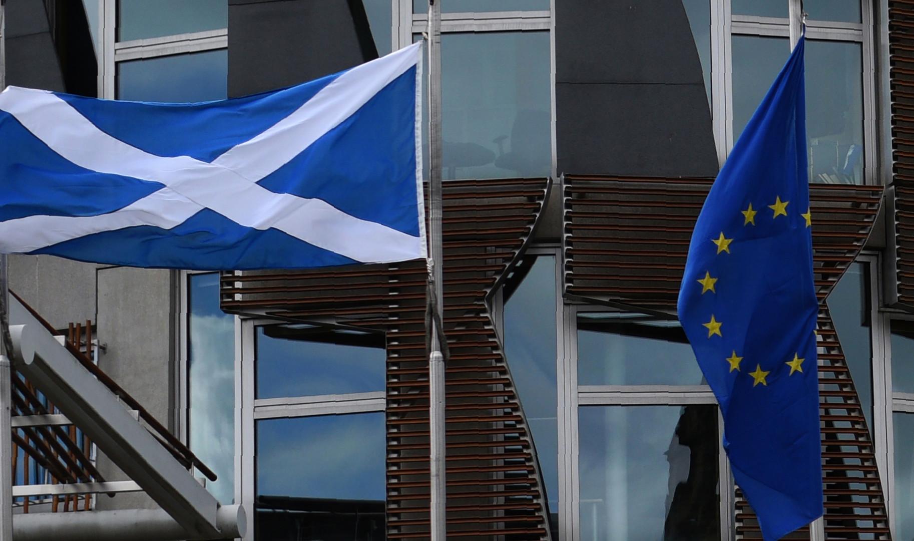 Шотландия начинает консультации с ЕС для сохранения членства страны в союзе