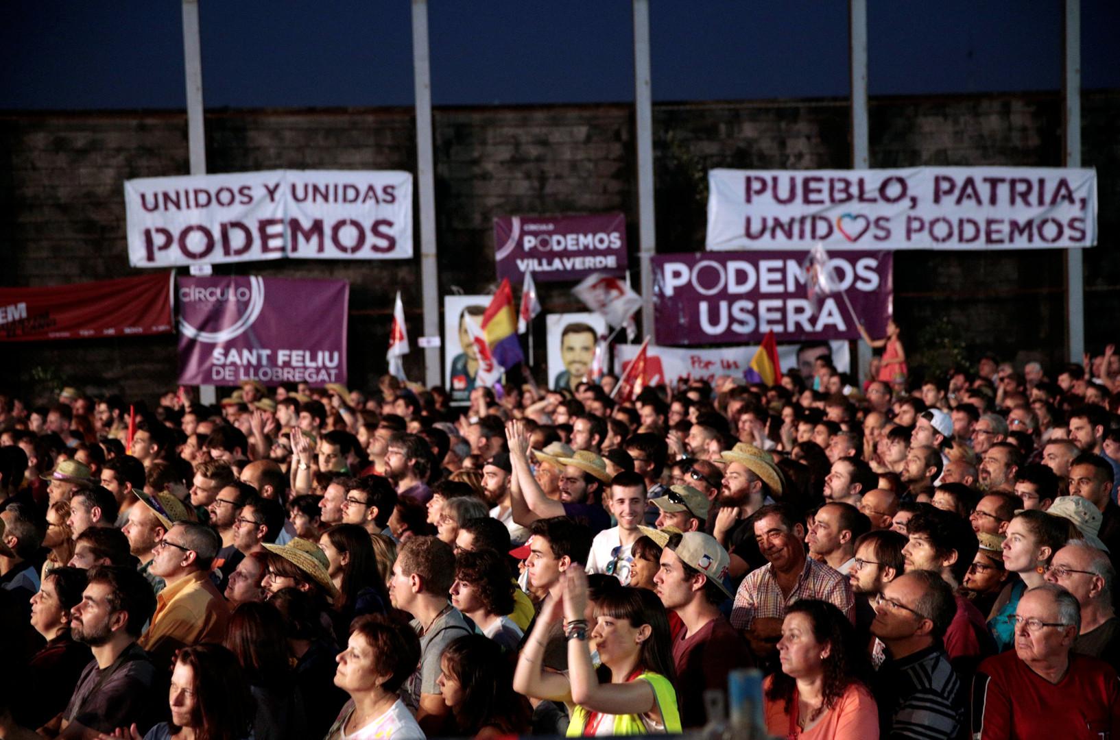 Признание ошибочности санкций, выход из НАТО: чего требуют левые в Испании