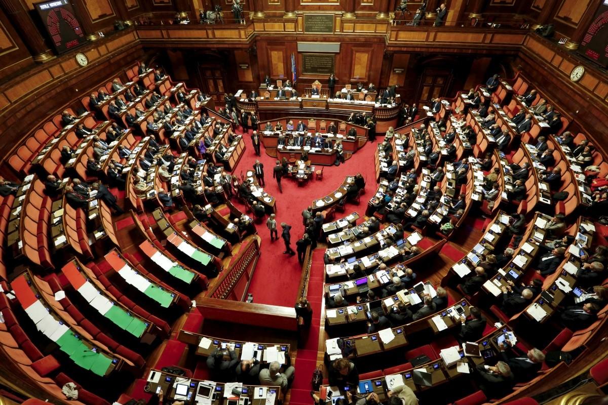 «Лига Севера» представит в сенате Италии резолюцию об отмене санкций против РФ