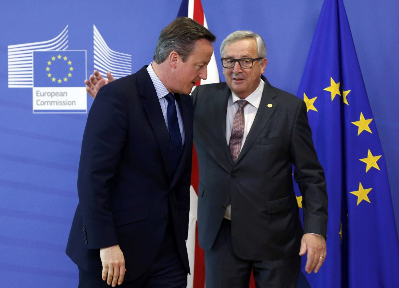 ЕП принял резолюцию с призывом запустить процесс выхода Великобритании из ЕС