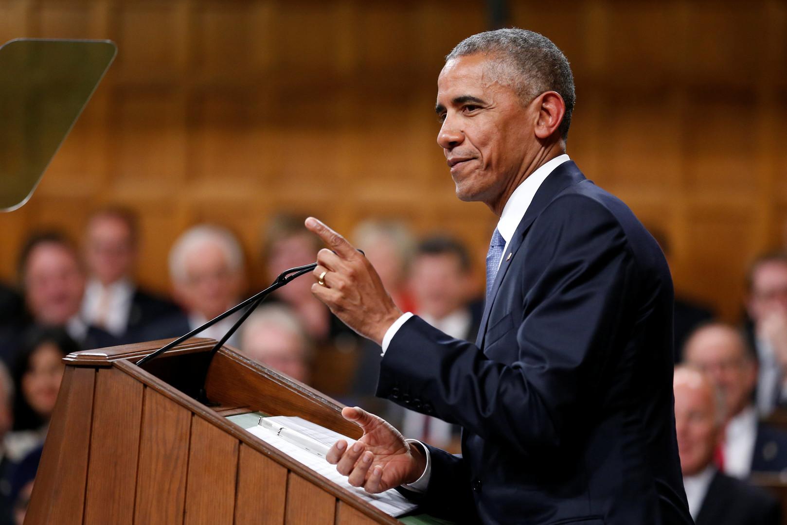 Барак Обама рассказал о будущем подорожании нефти