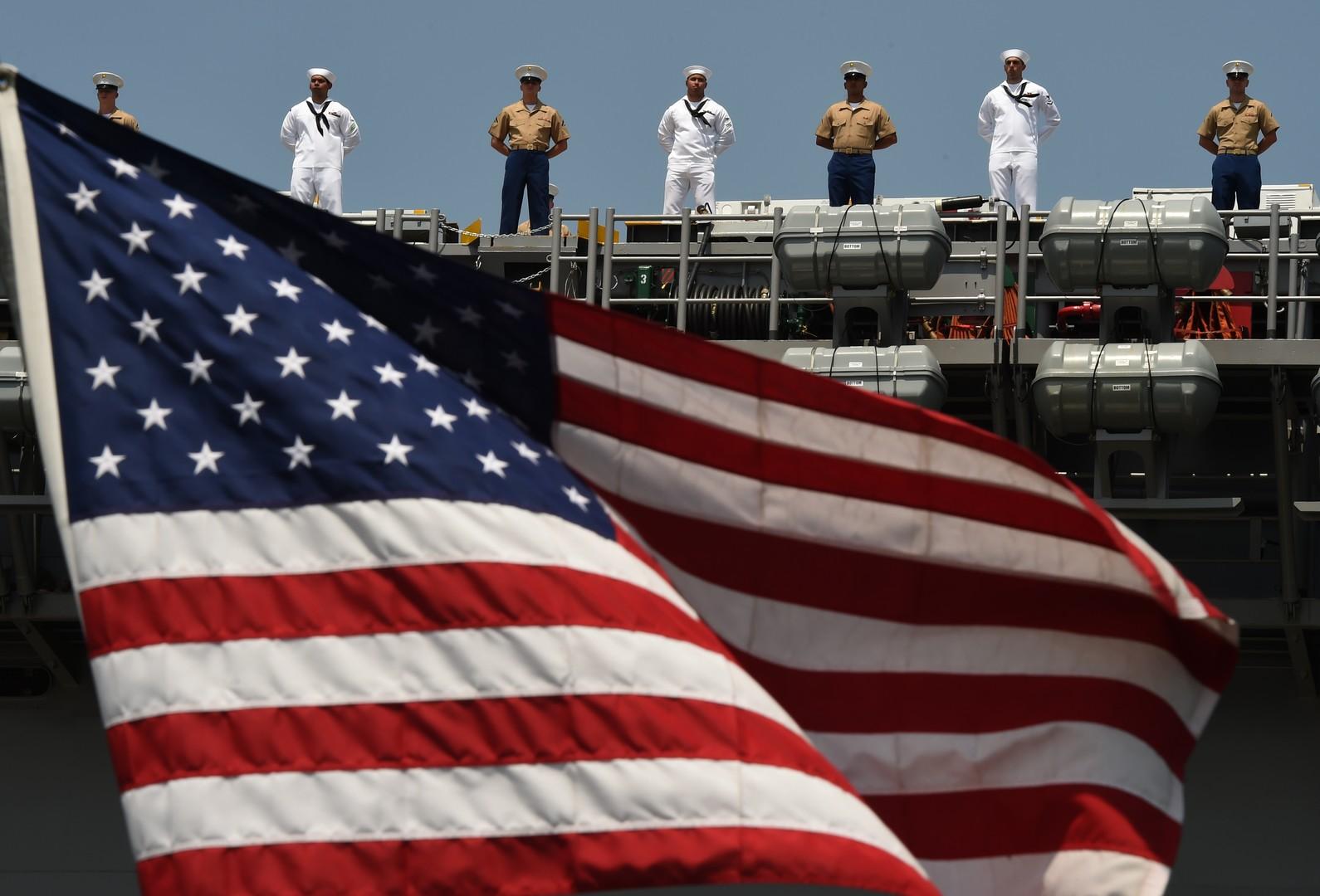 Пароли, явки, адреса: задержанные американские моряки выдали Тегерану секретную информацию