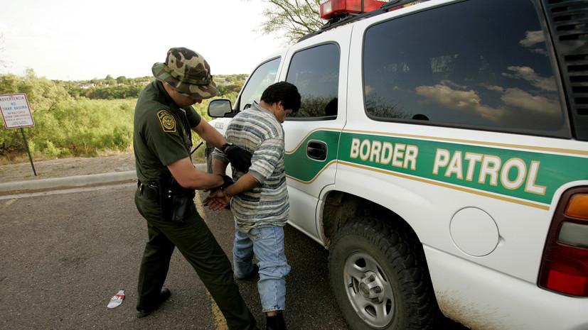 Такси без границ: нелегалы из Мексики попадают в США на Uber