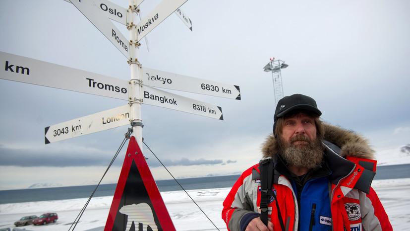 Кругосветка на воздушном шаре и ещё 5 захватывающих авантюр Фёдора Конюхова