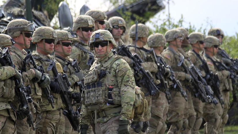 The Washington Post: НАТО готовится к долгосрочному соперничеству с Россией