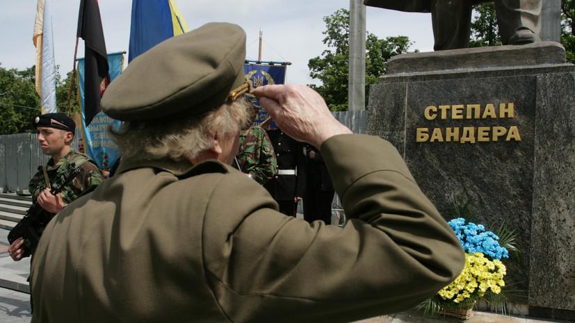 Страна имени Бандеры: на Украине переименовали Московские проспект и колбасу