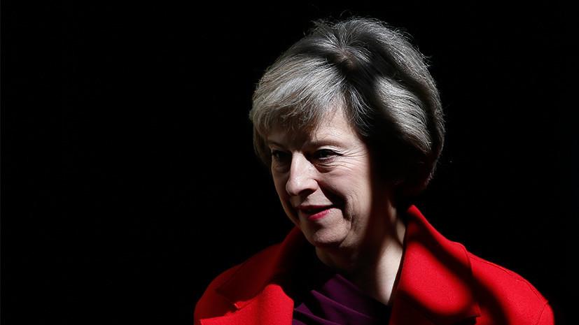 Железная леди 2.0: станет ли Тереза Мэй новой Маргарет Тэтчер