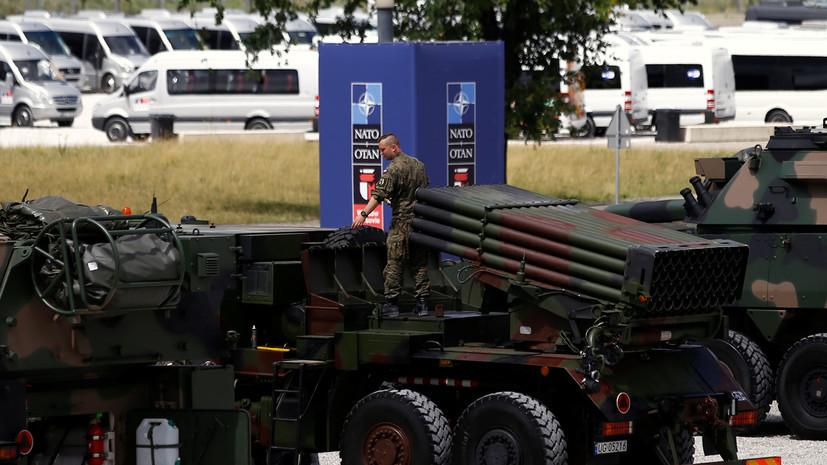 Саммит НАТО в Варшаве: Украине — Обаму, Прибалтике — батальоны