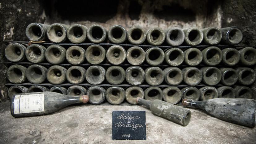 «Массандре» — 80. И всё остальное, что нужно знать о виноделии в Крыму