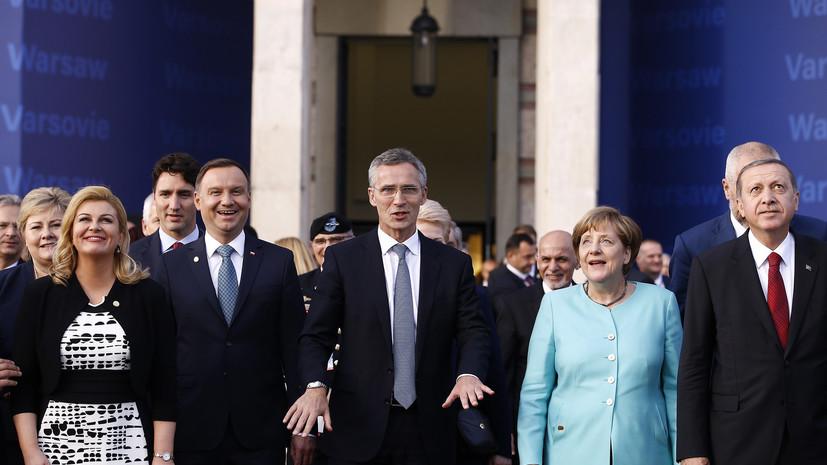 Окружили заботой: НАТО объявило о начальном уровне готовности системы ПРО в Европе