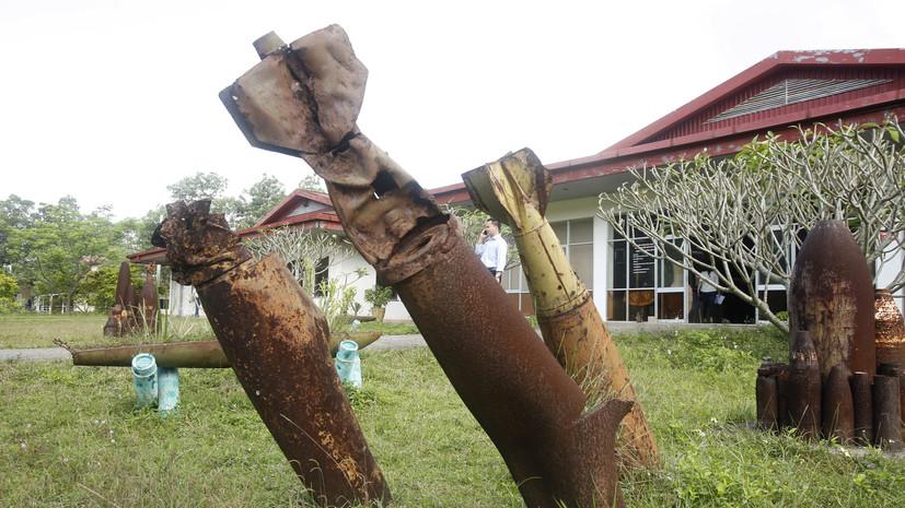 Семья во Вьетнаме более 40 лет скрывалась в джунглях от бомбёжек США