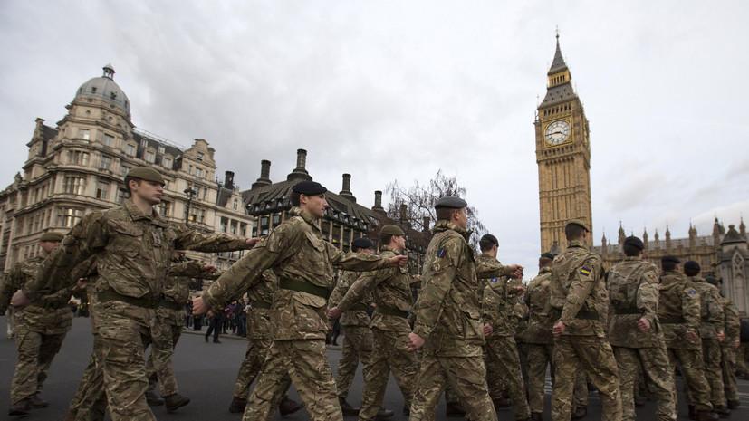 Великобритания вслед за США увеличит военный контингент в Афганистане