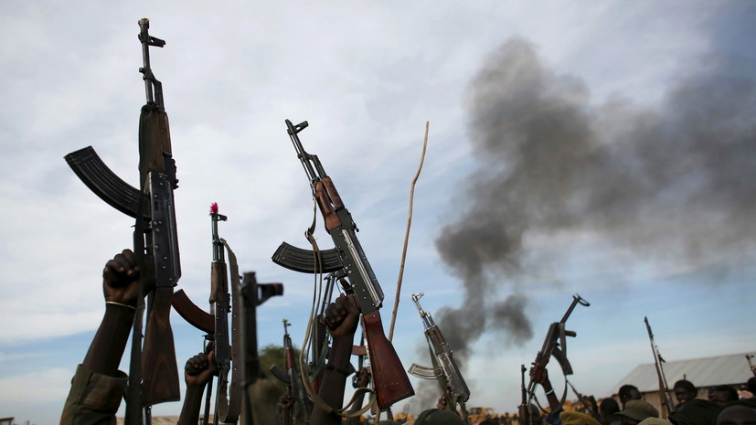В Южном Судане в столкновениях погибли 272 человека