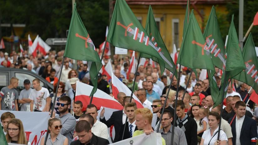 Волынская резня: незаживающий нарыв в отношениях Польши и Украины