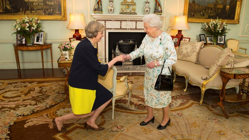 Тереза Мэй назначена новым премьером Великобритании