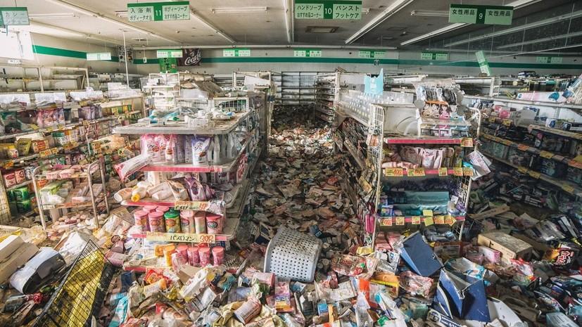 Пусто, страшно, нелегально: фотограф рассказал RT о тайных съёмках в Фукусиме