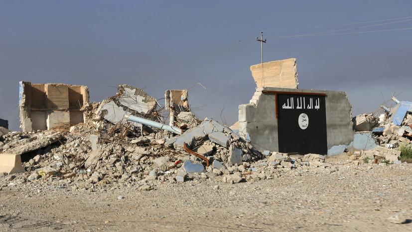 ИГ подтвердило смерть «военного министра» аш-Шишани