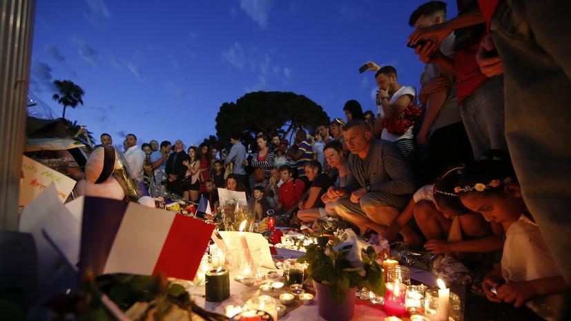 Мэр Ниццы в интервью RT: Мы будем продолжать битву против терроризма