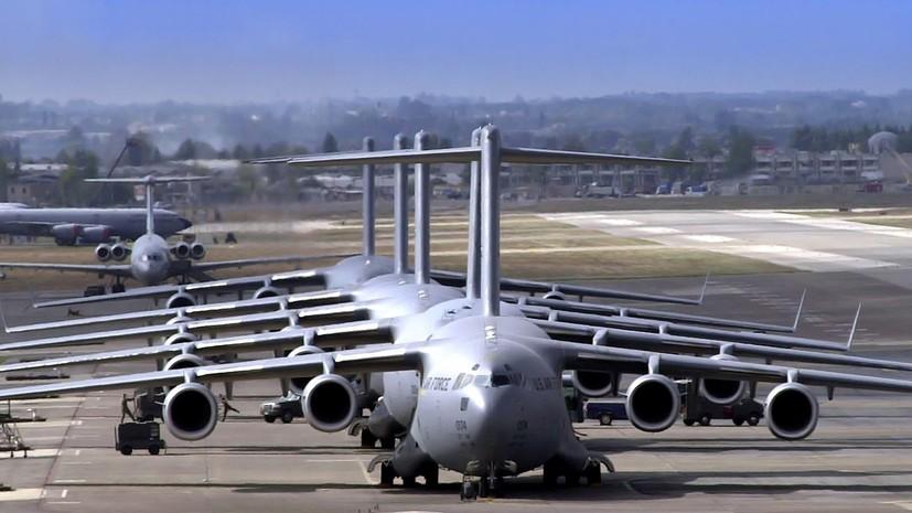 База ВВС Турции Инджирлик, где располагаются самолёты НАТО, обесточена