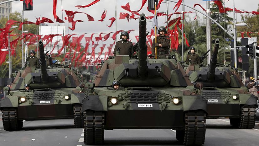 История не одного переворота: что нужно знать о турецкой армии