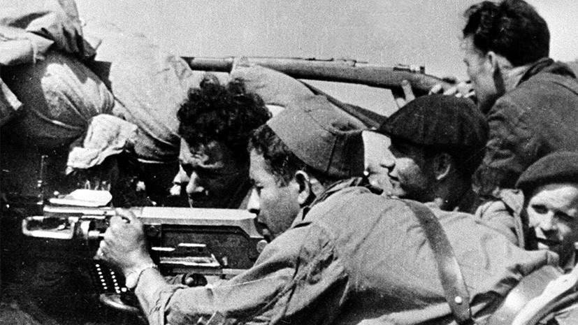 Вторая гражданская: как «красные» и «белые» воевали в Испании