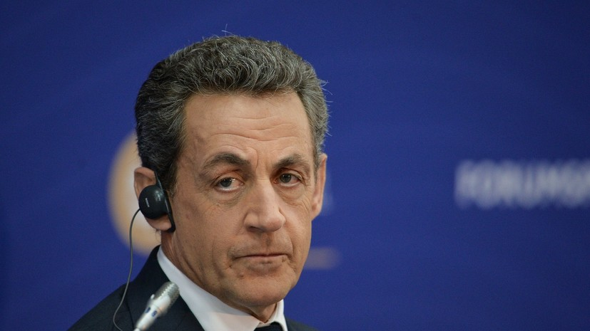 Николя Саркози: Нам нужна Россия для борьбы против терроризма